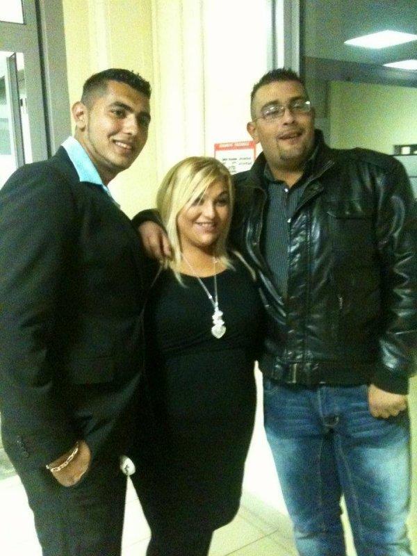 moi ma cousine et mon cousin