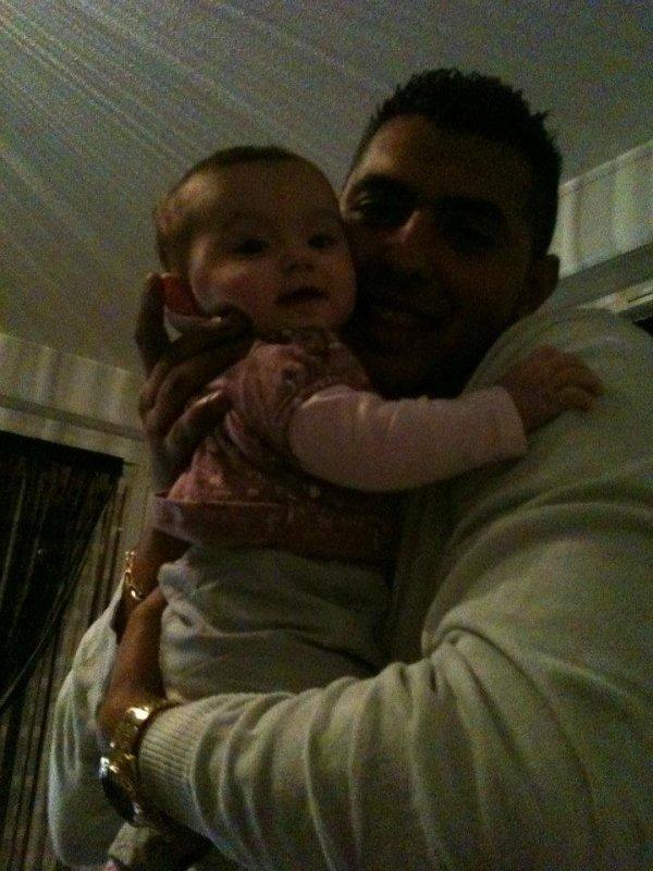 moi et ma petite cousine