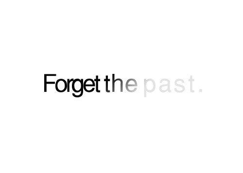 Oublier pour vivre.
