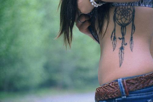 Thinspo 20 : spécial tatouage / tattoo !!