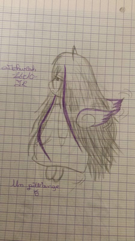 Dessin by Mishi ! ☆