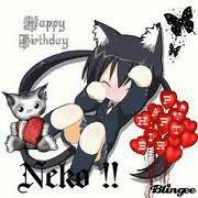 Joyeux anniversaire!  -^-^-