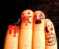 Les doigts x)