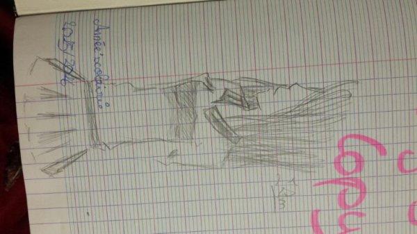 LE GRAND RETOUR DE MISHI2, LES DESSINS!!
