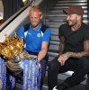 Ça plane pour David Beckham avec Leicester