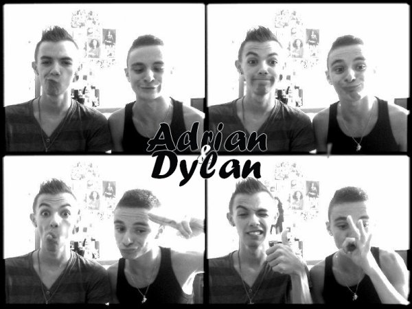 #YeahBRO' ADRIAN & DYLAN