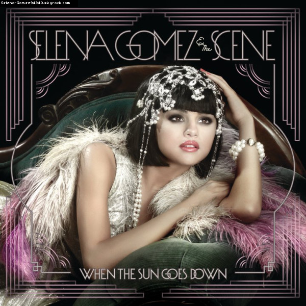 Musique - Ecoute une partie du nouvel album de Selena, When The Sun Goes Down !