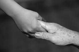 Qu'on soit vieux ou jeune on a le droit d'aimer.