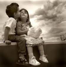 Le vrai amour c'est le premier regard.