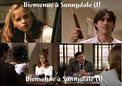 Episode 01 : Bienvenue à Sunnydale (1ère partie)