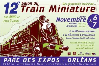 12° Salon du Train Miniature