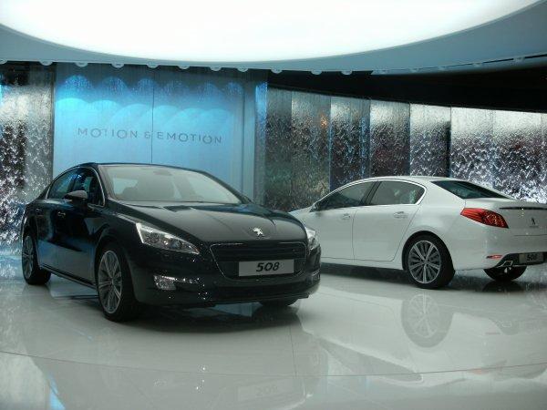 Mondial de l'Automobile 2010 - Porte de Versailles.