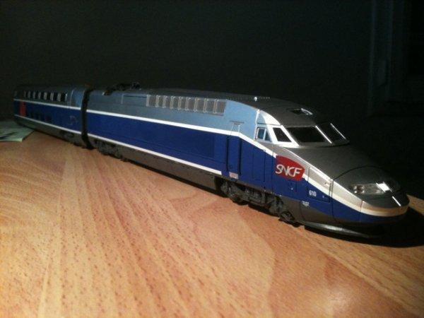 TGV RD 600