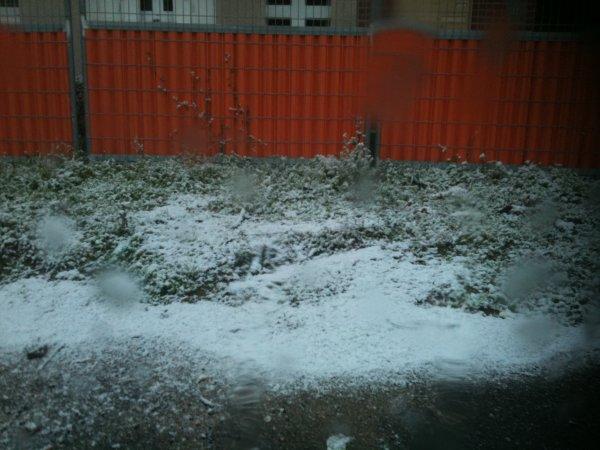 Orléans sous la neige !
