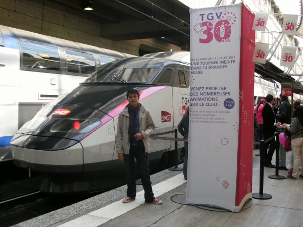 30 ans du TGV !!!