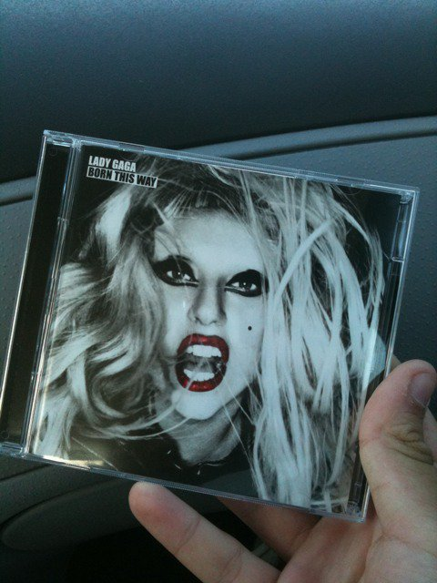 BORN THIS WAY !