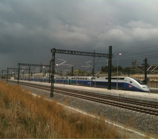 TGV @ FIGUERES VILAFANT