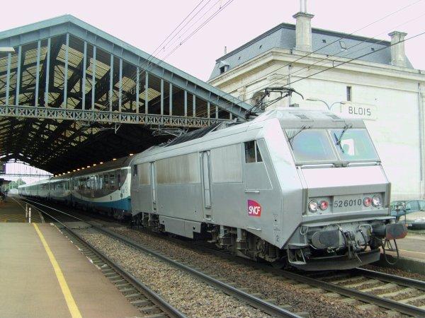 Spot à Blois