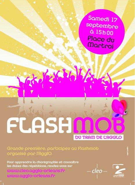 FlashMob du tram