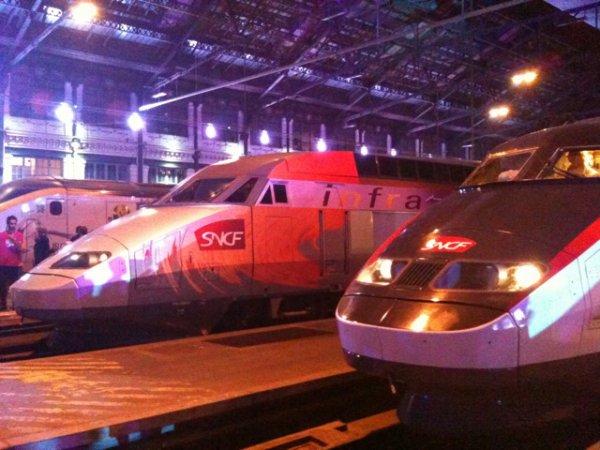 30 ANS DU TGV