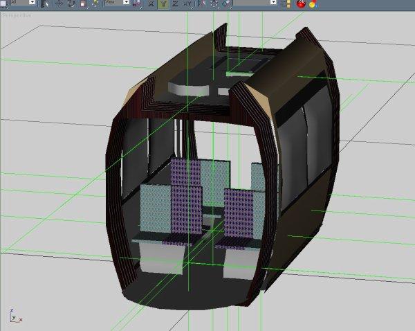 Construction 3D du tram d'Orléans, suivi.