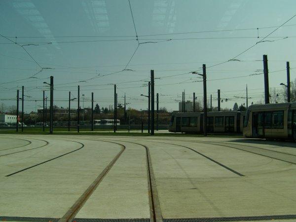 JPO du CdM de St. Jean de Braye (Orléans tram B)
