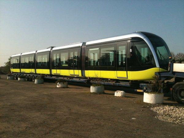 après le tram d'Orléans, celui de Brest !