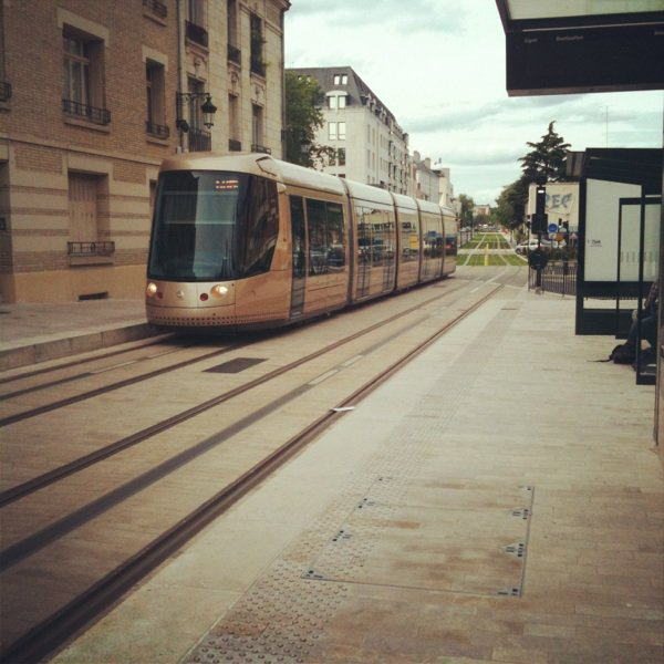 Orléans tram B