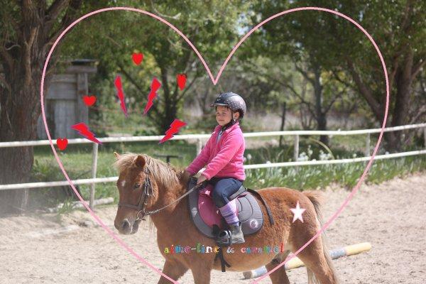 caramel sacré poney !!