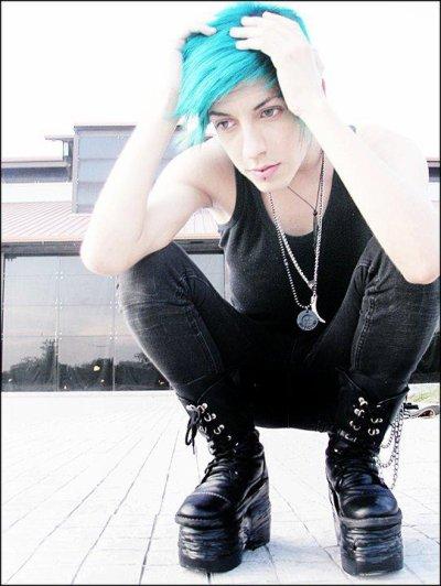 couleur bleu :)