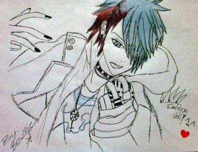 J'ai fait des dessins♥
