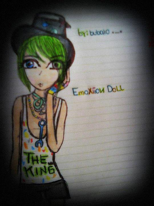emoxion doll