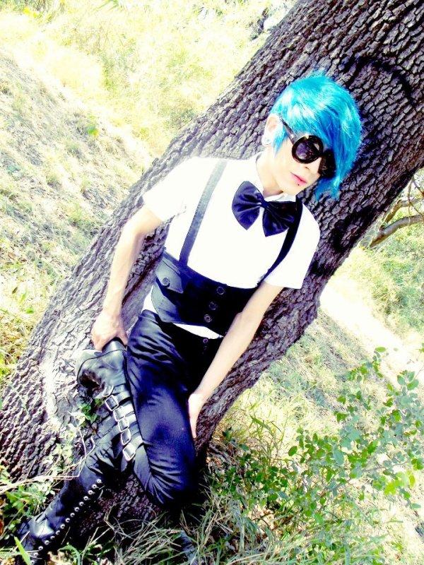 Violet +bleu