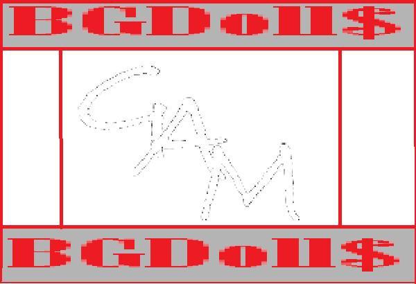 G.A.M marque de BGDoll$