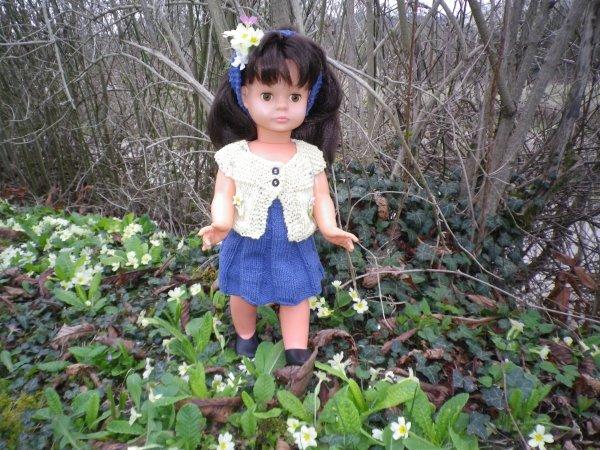 Rosereine et le printemps