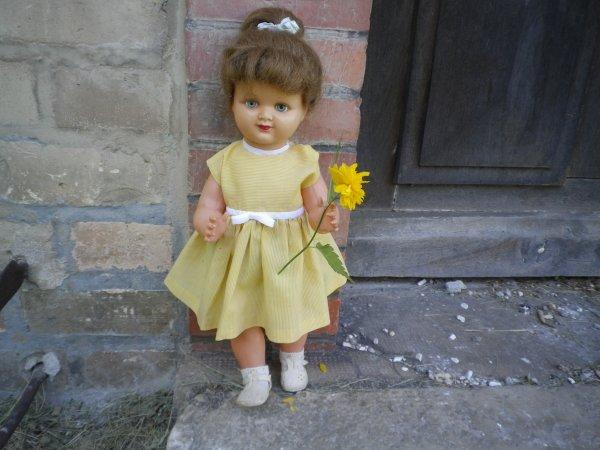 Merceditas petite fille espagnole