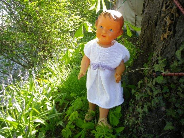 La robe de printemps de Claudine