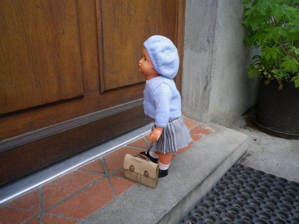 L'arrivée de Lili-Françoise