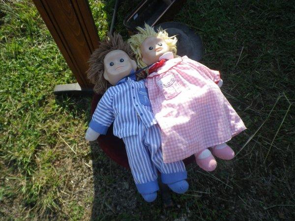 L'amoureux de Lisette et autres poupées