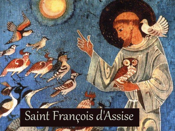 Bonne fête François!