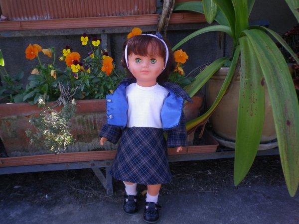 Ma première Marie-Françoise