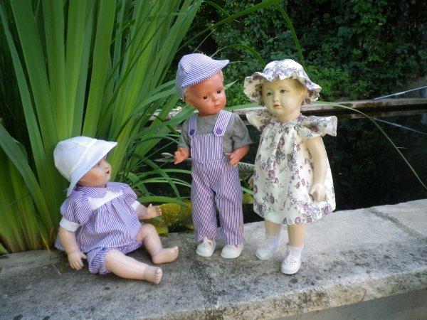 Pierrot et Dorothée