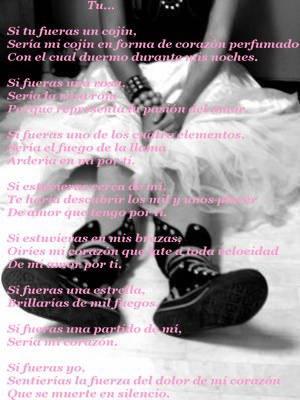 Poeme Damour En Espagnol Crayz Angle