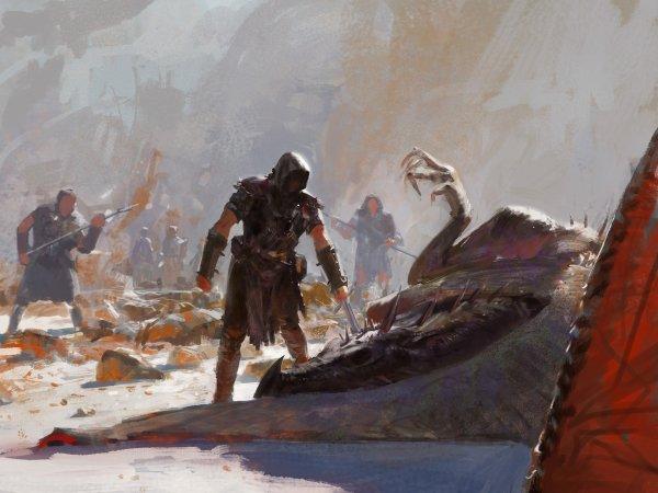 Le rêve des Dragons - Part 2