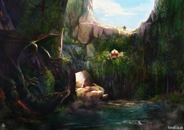 Le rêve des Dragons - Part 9