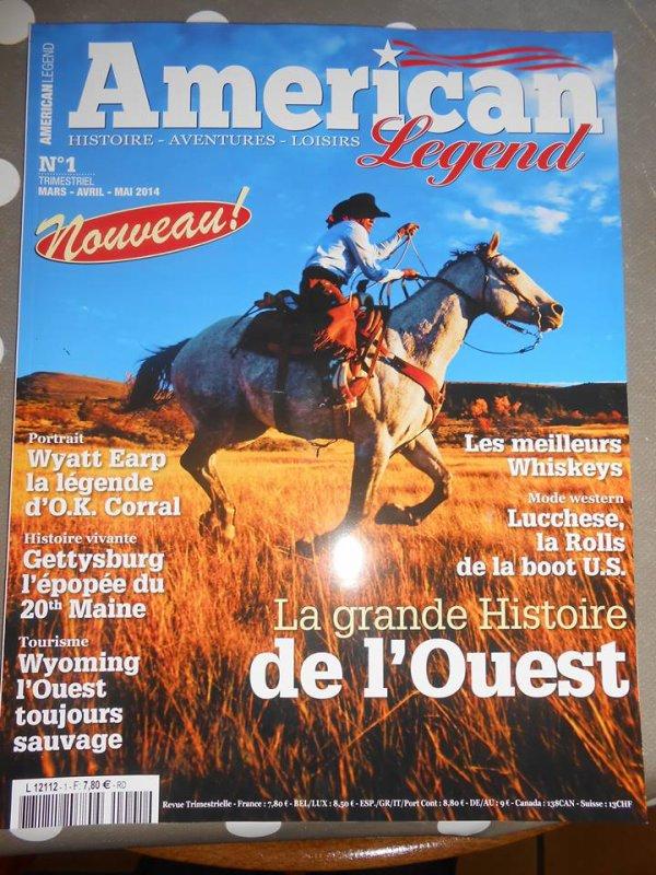 nouveau magazine de sortie