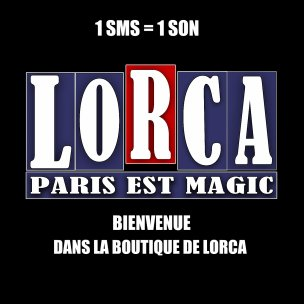 Lorca Paris est magic