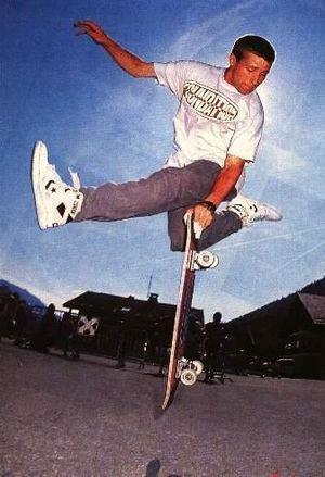 Tout le meilleur du skate.