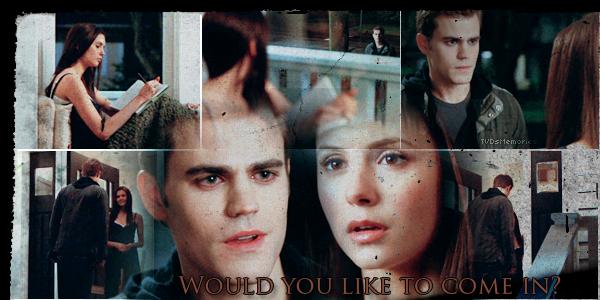 Stefan & Elena 1x01