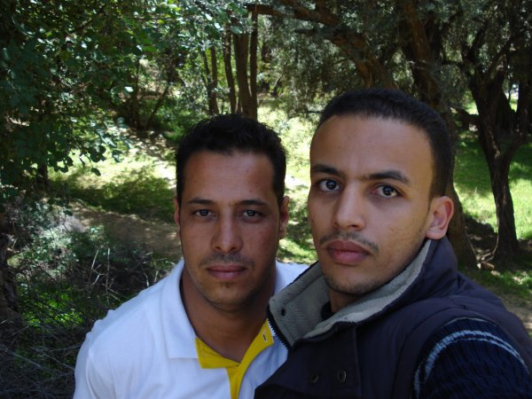 Me and My Friend Mohamed